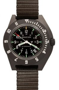 Marathon Military Navigator Quartz Watch