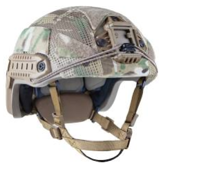 High Cut Ballistic Helmet