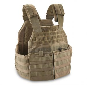 Sizing a Plate Carrier Vest