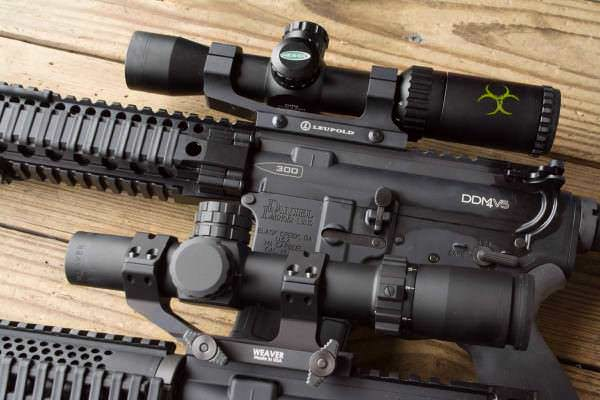 The Best AR-15 Scopes and Optics