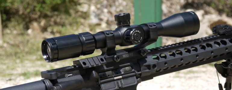 5 Best Long Range Scopes Under $1,000