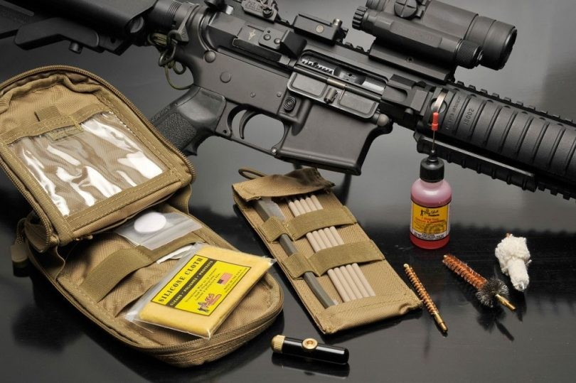 The 5 Best Gun Cleaning Kits [Reviewed] – 2019 Guide