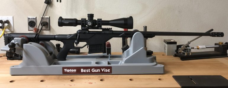 Gun Vises for Sighting In