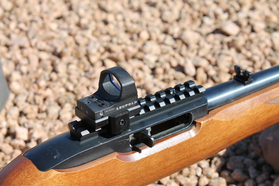 The 5 Best Rugers 10/22 Red Dot Sights