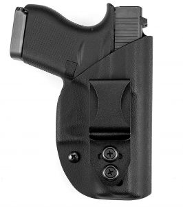 Vedder Holster LightTuck IWB Kydex gun Holster