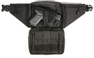 Blackhawk Fanny Pack with Holster and Retention Belt Loops Nylon – A Versatile Alternative