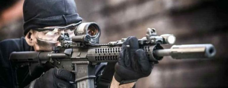 The 3 Best AR 15 ACOG Scopes [Reviewed] - 2019 Buyer's Guide