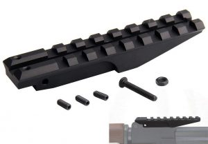 Bumlon AK Mount Rail for Scope Sight – Best Picatinny-Style Scope Mount