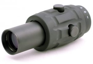 Hammers 30mm Tube 3x Magnifier Scope for Red Dot Reflex Sight – Best Magnifier For The Money