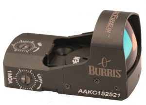 Burris Fastfire 3 – The Budget Option