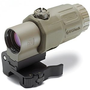 EOTech G33.STSTAN Side Mount Red Dot Sight Magnifier – Best Military Grade Magnifier