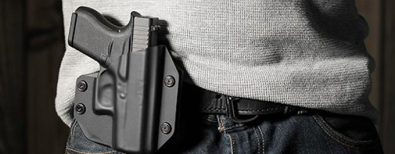 The 5 Best Ruger LCR Holsters of 2019 % - Reviews & Buyer's