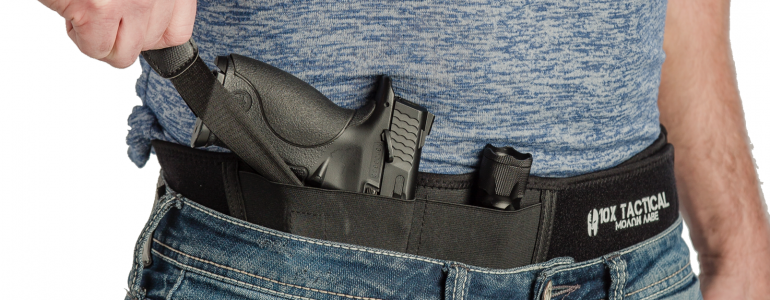 The Best Concealed Carry Holster Picks of 2019 [Top 5 Reviewed]