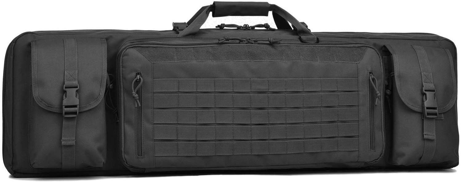 10 Best Tactical Range Bag Reviewed [Rifle & Handguns]