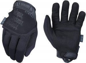 Mechanix Pursuit D5 Black Gloves, Large