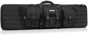 Savior Equipment American Classic Tactical Double Long Rifle Pistol Gun Bag