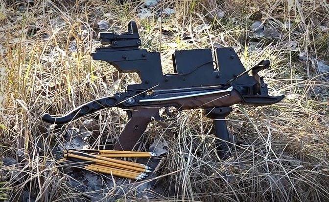 5 Best Pistol Crossbows Reviewed