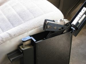 Car Gun Safe Lock Types