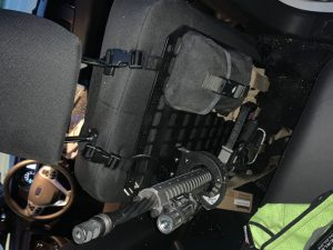 Permanently Mounted Car Gun Safes
