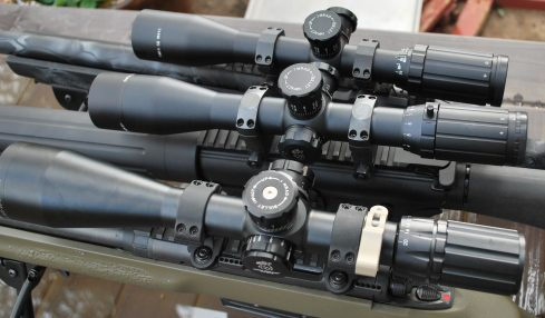 SWFA SS 12 x 42 Tactical Rifle Scope Review
