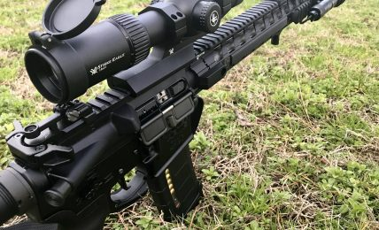 Vortex Strike Eagle 1-8x24 Scope
